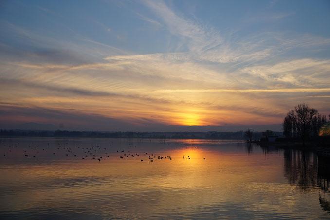 Lago Trasimeno. Itinerari di VINO. Blog Etesiaca