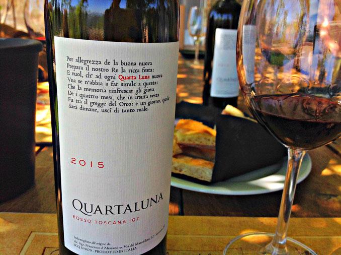Terra Quercus, Etesiaca itinerari di vino blog