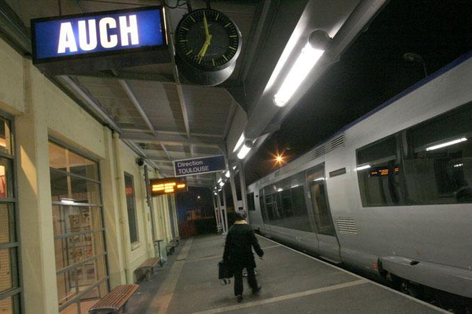 Gare d'Auch 32000