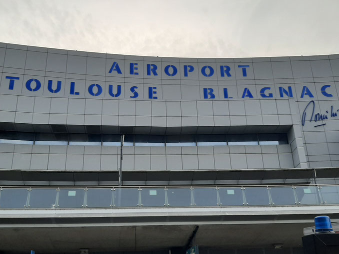 Réservation Aéroport Toulouse Blagnac