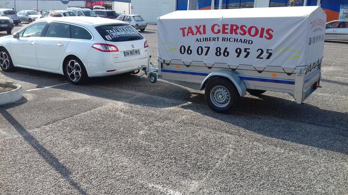 Transport urgent de colis Auch 32000 - Gers