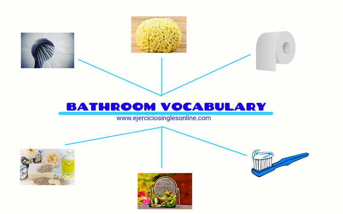 bathroom vocabulary