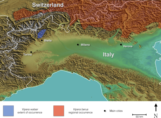 Map from Ghielmi et al. 2016