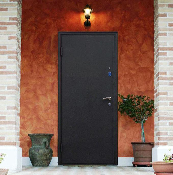 Дверь с порошковым напылением Звенигород.