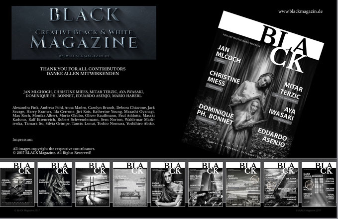 Black Magazin, 2017