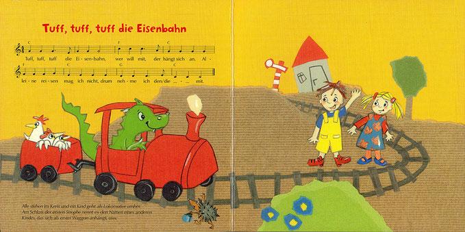 Tuff, Tuff, Tuff die Eisenbahn