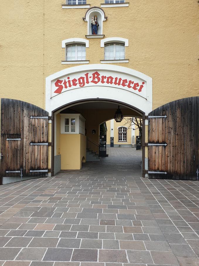 Stiegl Brauwelt in Salzburg