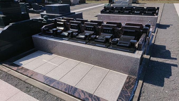 石狩はまなす墓苑のプレミアム永代供養墓「四季彩」