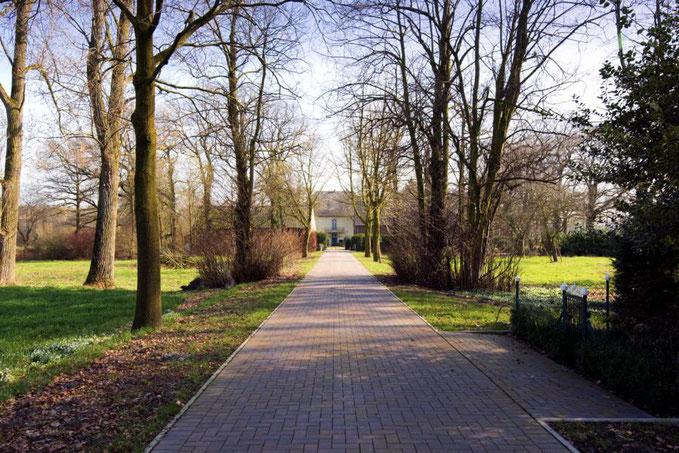 Anfahrt REIKI-LEBENSWEG Haus Eyll