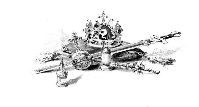 Symbolbild Blogartikel Wendelin Boeheim Handbuch der Waffenkunde