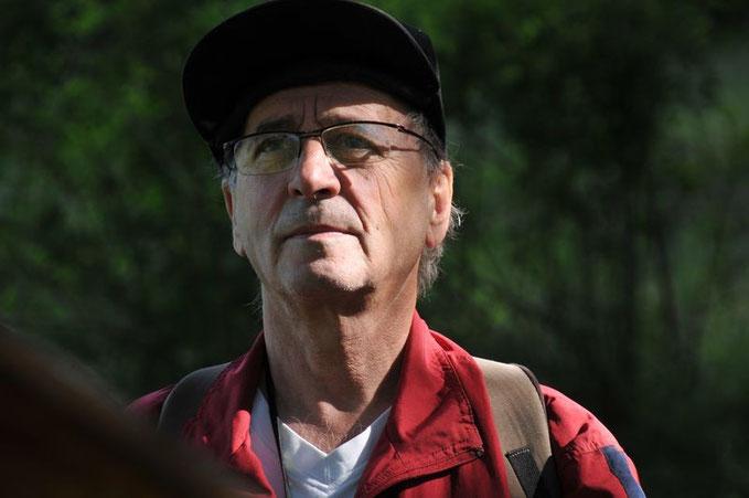 Alain Revest : notre président (Photo L. Tron)