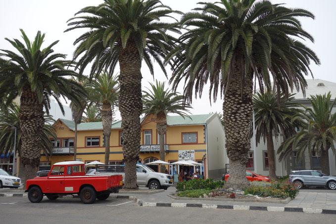 Hansa Hotel, Swakopmund, Deutsch-Südwest-Afrika