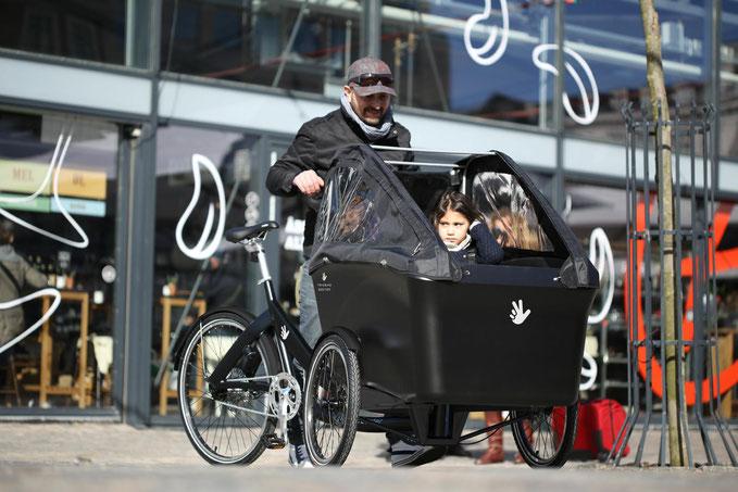 Triobike Boxter E - Cargo e-Bike 2019