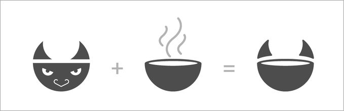 Die Logo-Idee