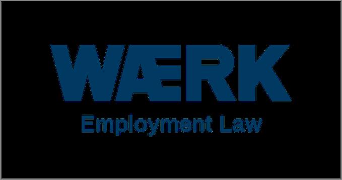 WAERK Arbeitsrecht Wortmarke Logo