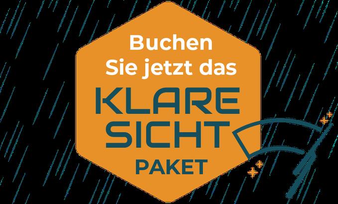 Klare Sicht Winterpaket! Autoreinigung Neunkirchen Niederösterreich