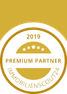 Logo ImmoScout Premium Partner 2019