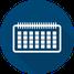 Icon Wunschtermin Physiotherapie - Kalender