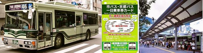 巴士(京都觀光)