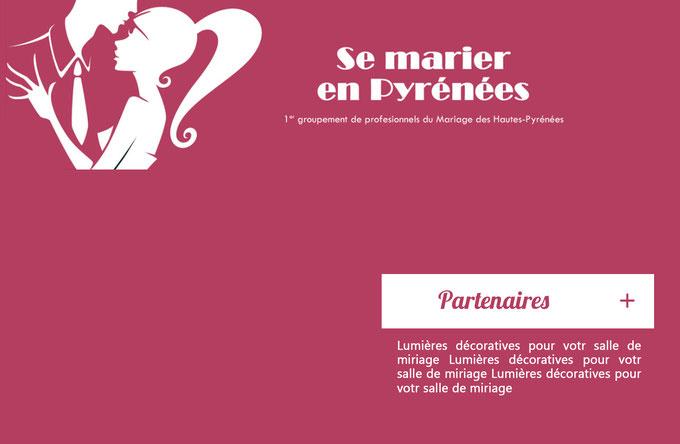 Prestataires mariage Hautes Pyrénées 65 traiteur, salles, caprices Nadège, Alliances