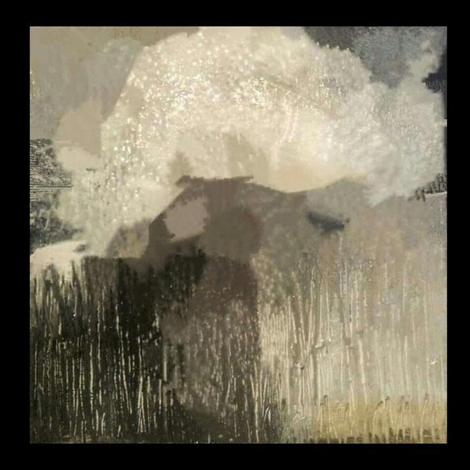 Acryl auf Leinwand/ 60x60 cm