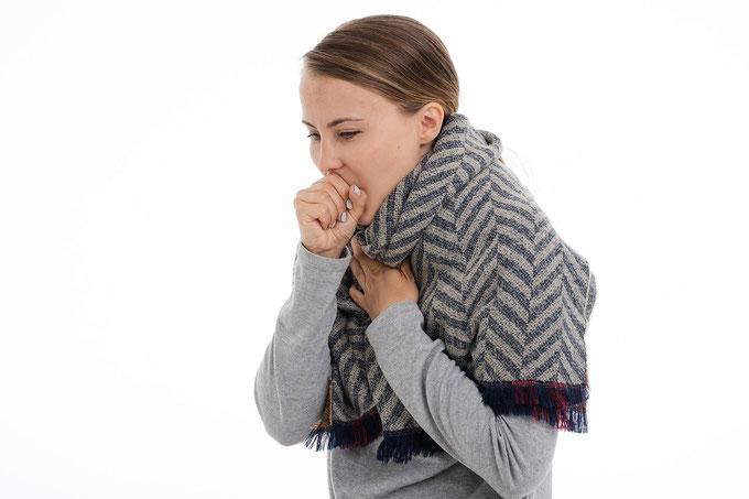 Biodecodificación de la tos