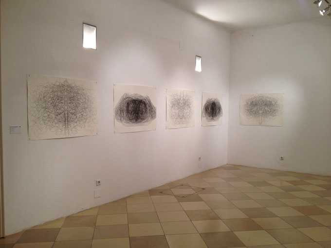 Thought Machines Exhibition
