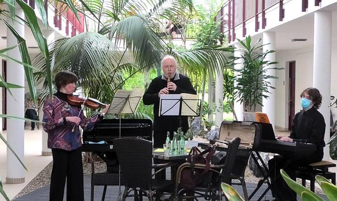 Seniorenwohnanlage Metelen, Konzert