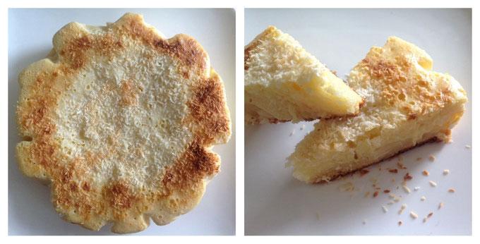 Kokos-ananas Cake uit de Slowcooker