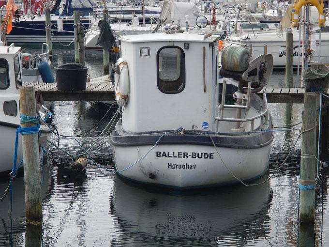 Baller- Bude, der Freund von Muffe