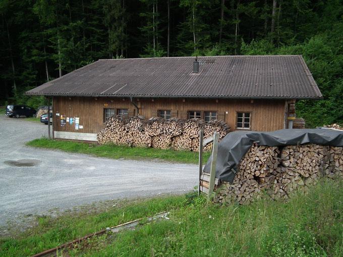 Forstschopf Hausen
