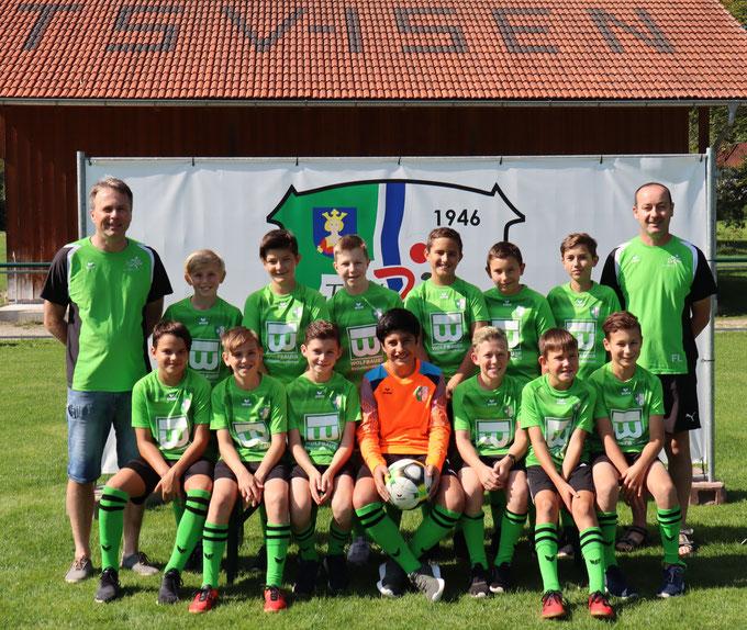 D-Jugend Saison 2019720