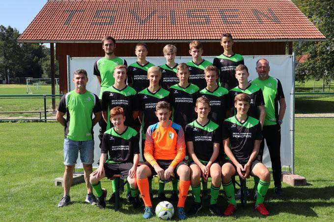 B-Jgd U17 TSV Isen Saison - 2019/20
