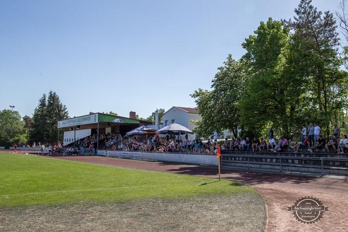 Waldsportpark Buckenhof - SpVgg Erlangen