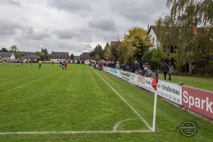 SpVgg Heßdorf - Sportanlage Heßdorf