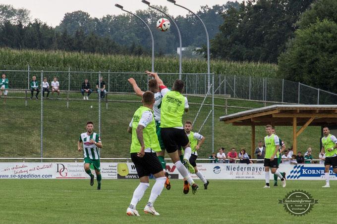 Sportanlage Reuthinger Weg - SV Schalding-Heining
