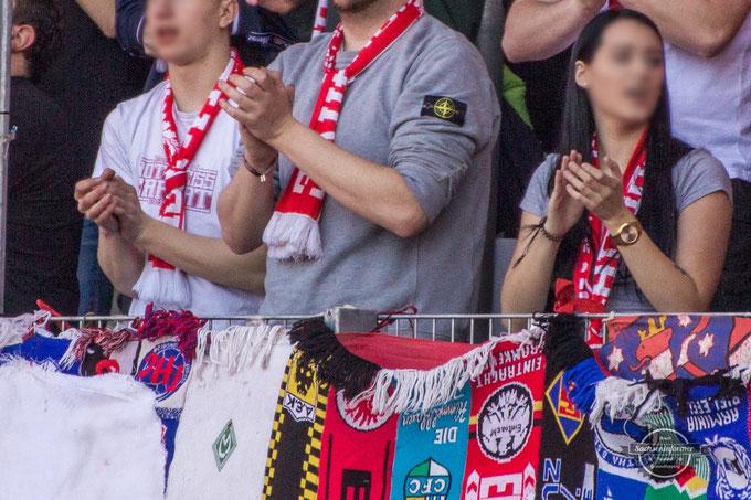 Steigerwaldstadion - FC Rot-Weiß Erfurt vs. Chemnitzer FC