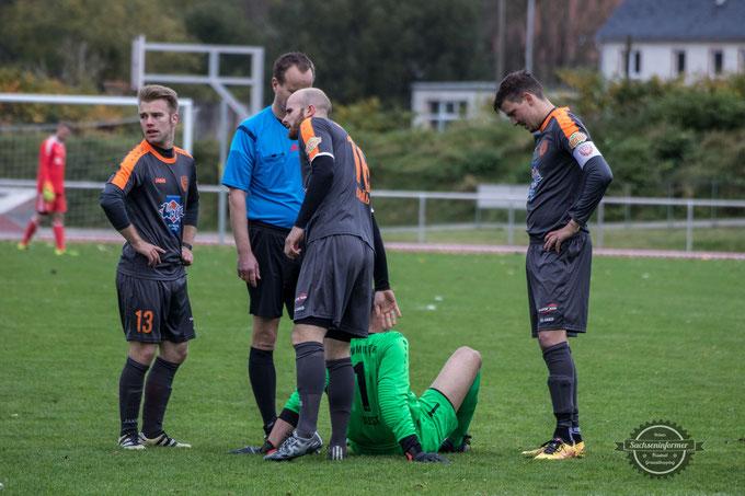 SG 1.FC Sonneberg vs. BSG Wismut Gera
