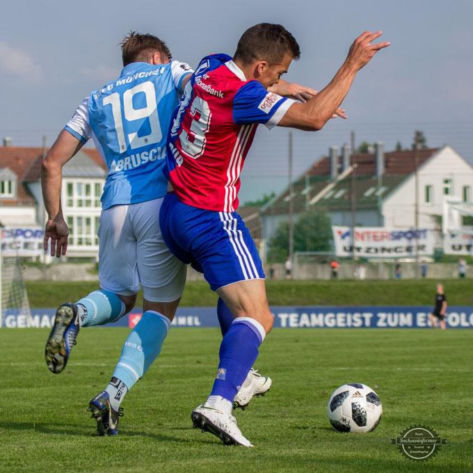 Isaraustadion Geretsried - TSV 1860 München vs. FC Basel