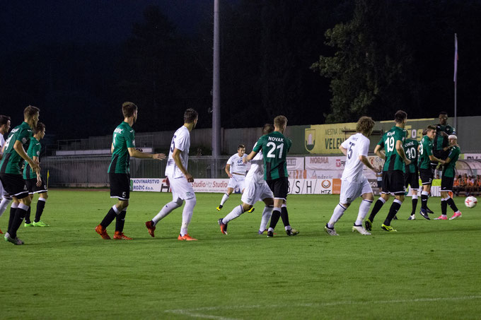 NK Rudar Velenje - Stadion ob Jezeru