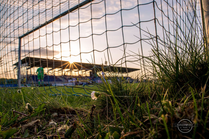 SC04-Stadion - SC 04 Schwabach
