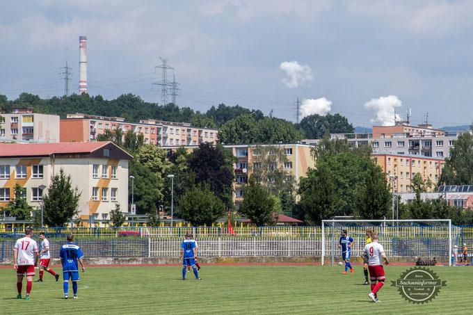 Stadion Tatran - FK Tatran Kadaň