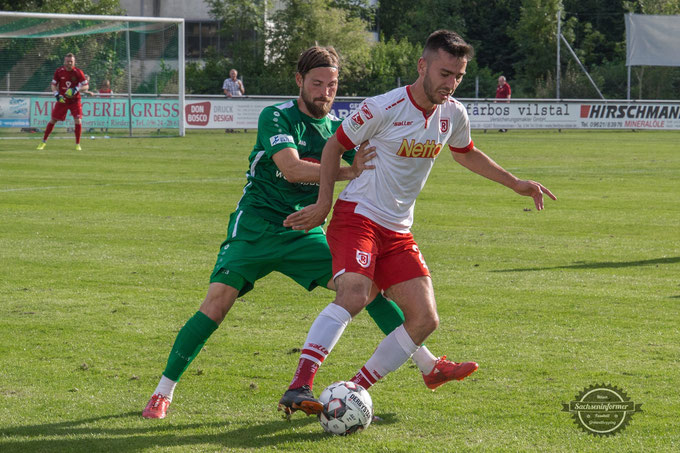 Kik-Färber-Arena Rieden - SSV Jahn Regensburg vs. 1.FC Schweinfurt
