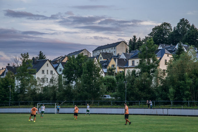 Sportplatz Scharfenstein