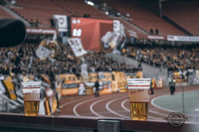 1.FC Nürnberg vs. SG Dynamo Dresden - Max-Morlock-Stadion