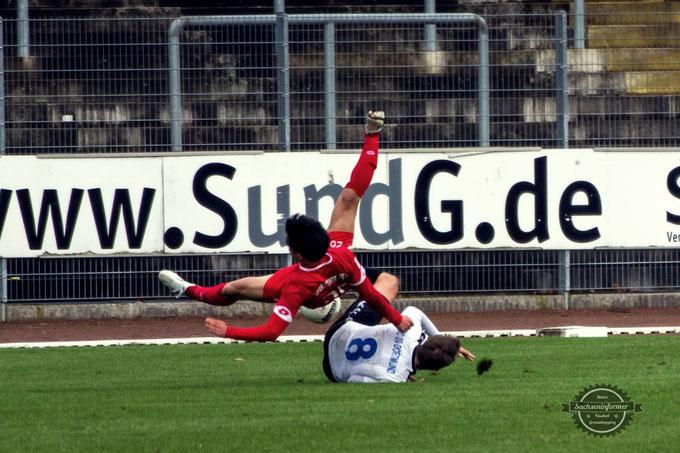 Sportfreunde Siegen - Leimbachstadion