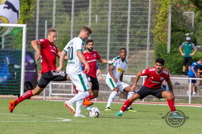 FC Ingolstadt vs. Borussia Mönchengladbach