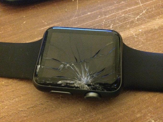 Apple Watch Display Schaden