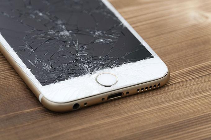 iPhone 6 Display Schaden