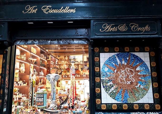 Где покупать керамику в Барселоне